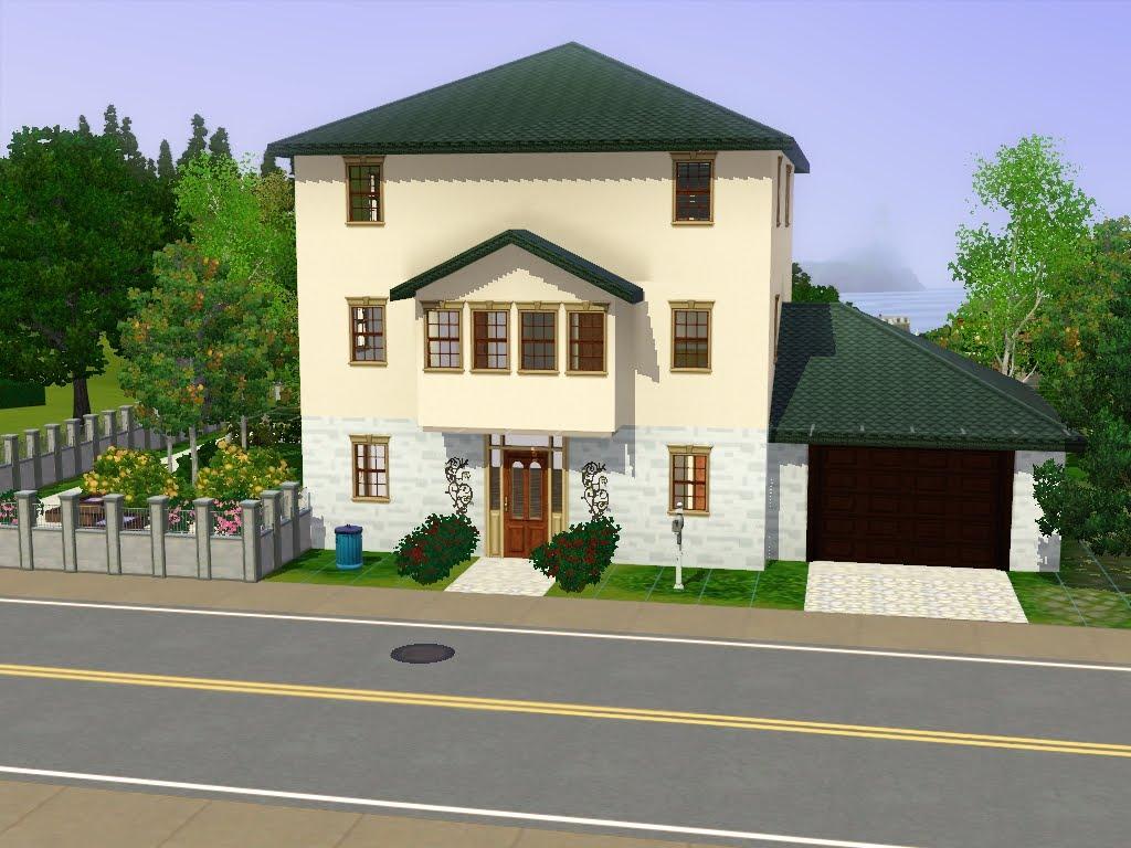 Il laboratorio di kiki koy casa 3 piani con garage e jacuzzi for Kit di casa a 2 piani