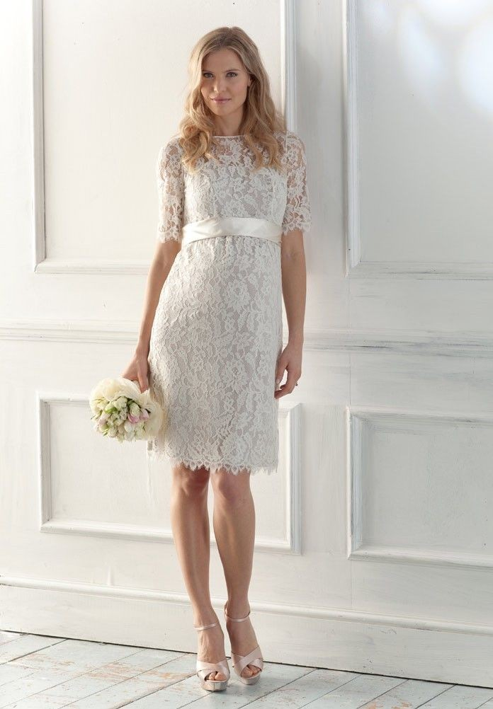 Whiteazalea maternity dresses wedding dresses for for Cute maternity dress for wedding