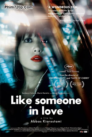 Like Someone in Love 2012 poster