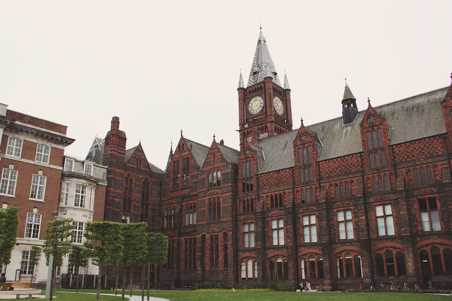 university of liverpool blog