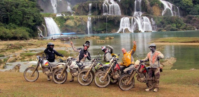 Motorcycle Adventure in Vietnam
