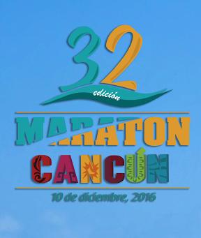 Maratón Cancún 2016