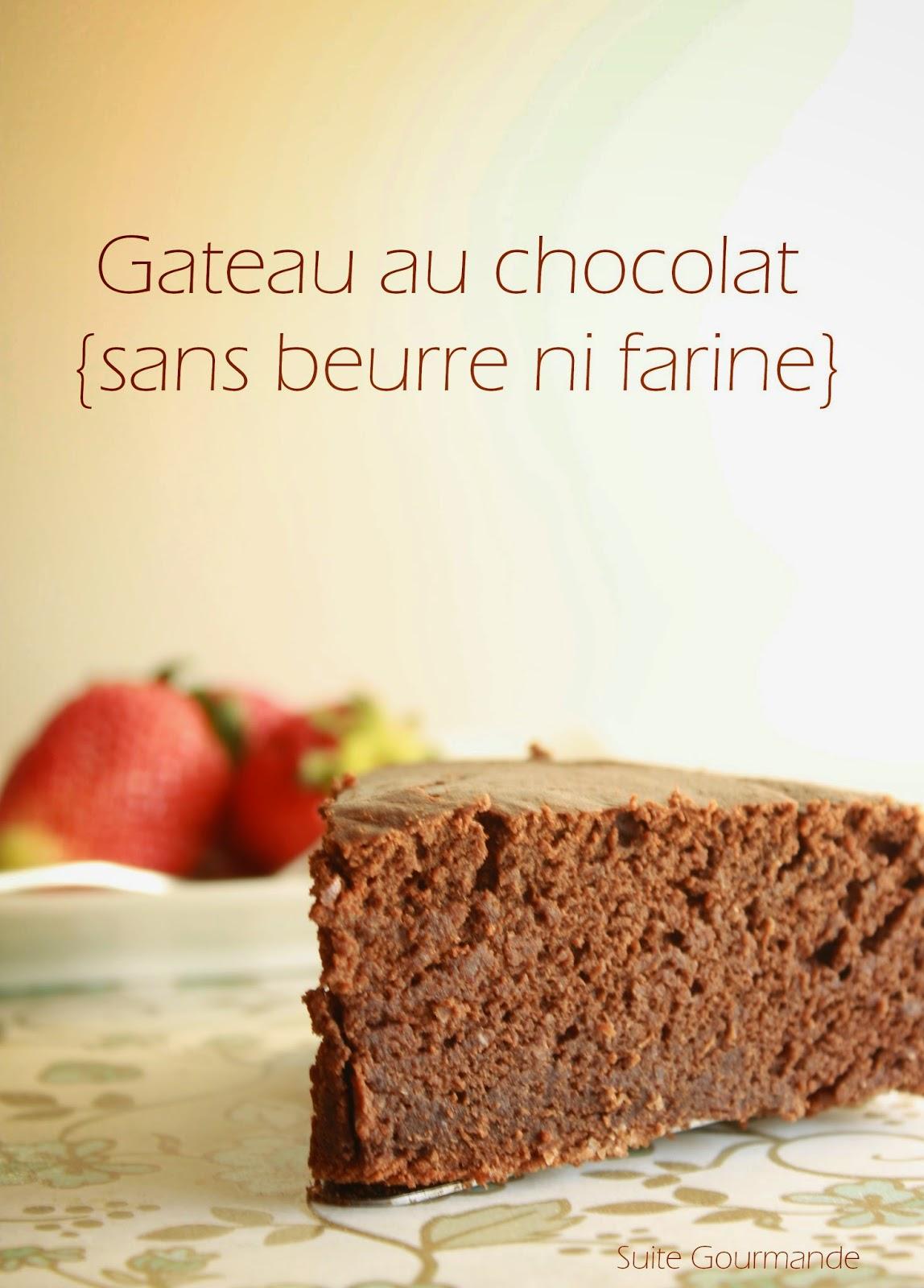 Gateau sans beurre ni farine arts culinaires magiques - Gateau sans sucre ni beurre ...