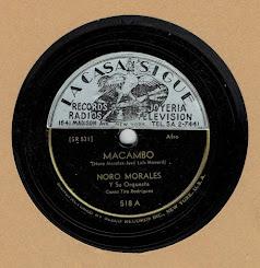 NORO MORALES Y TITO RODRIGUEZ