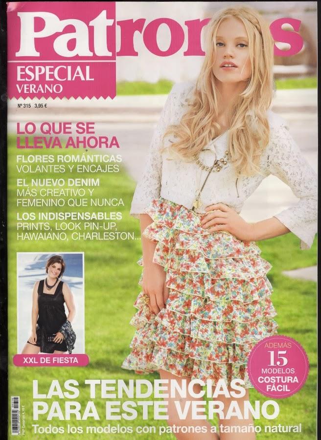 Patrones Moldes Alfileres Mujeres Revista Con Y Descargar Nº315 Para tT1wPq