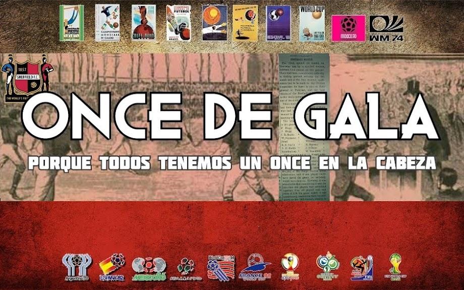 Once de gala - Futbol Blog