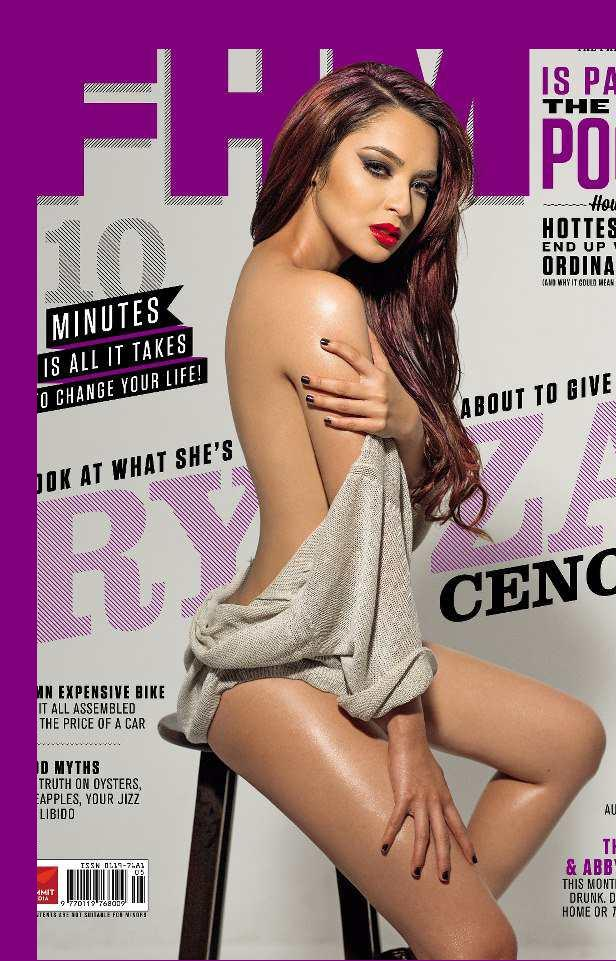 ryza cenon fhm 2013 latest picture