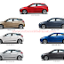 Hyundai Elite i20 colours