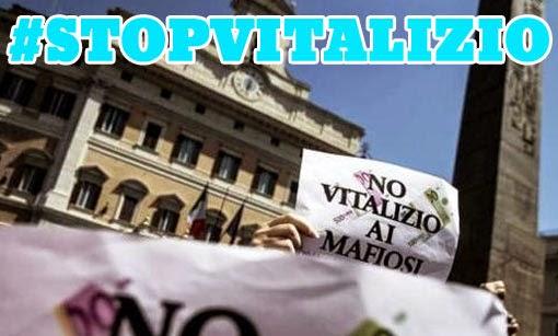 #Stopvitalizio ai politici condannati