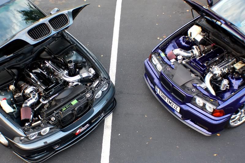 BMW, swap, Toyota 2JZ-GTE, silnik, wymiana, zamiana