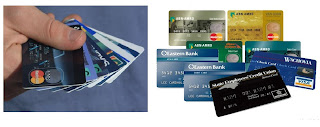 ATM and credit cards