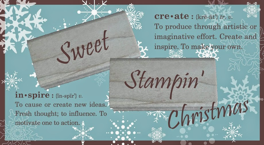 Christmas at Sweet Stampin