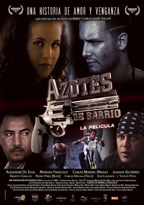 Azotes de barrio. La película (2013)