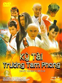 Kỳ Tài Trương Tam Phong - Taiji Prodigy 2001