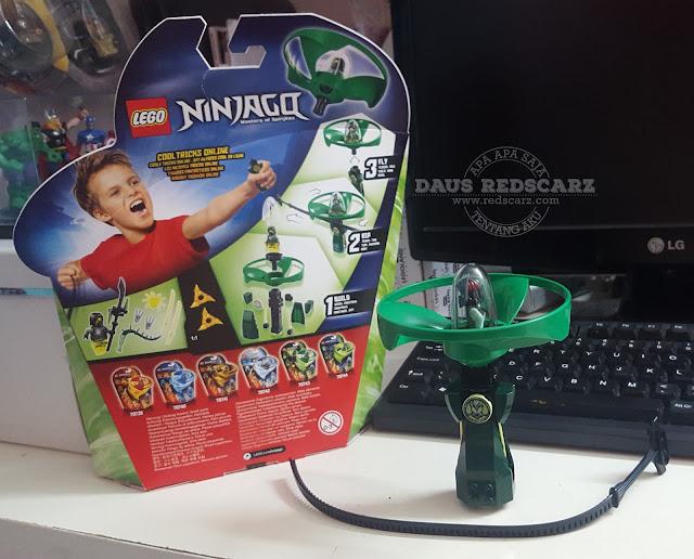 Lego 70743 Ninjago Airjitzu Morro Flyer