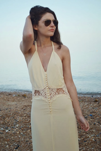 Autumn Brown Color Siobhan Dress In Brighton