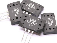 Sanken Transistor 2SC2922 [NPN] and 2SA1216 [PNP] 