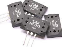 Sanken Transistor 2SC2922 [NPN] and 2SA1216 [PNP]
