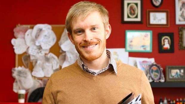 Alec Falkenham - Creme Remoção de Tatuagem