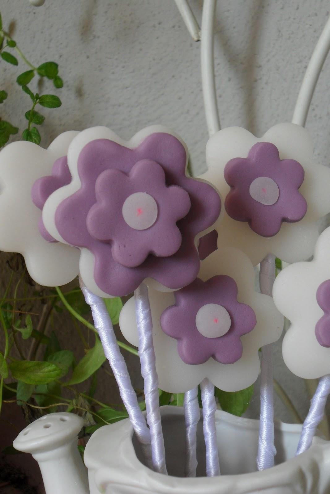 Cuoriefiori fiori fatti con la pasta di mais for Fiori con la p