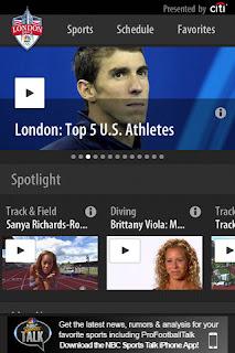 NBC Olympics Live