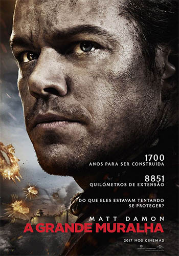 A Grande Muralha Torrent – WEB-Rip 720p/1080p Legendado (2017)
