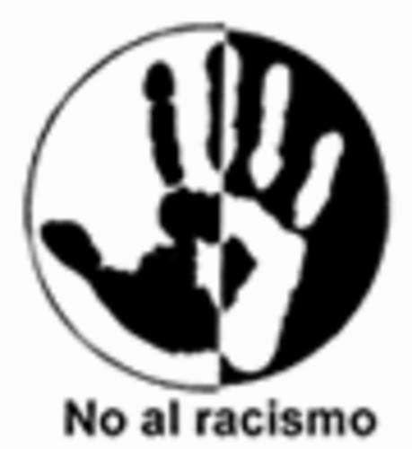 No a la discriminación por el color de la piel