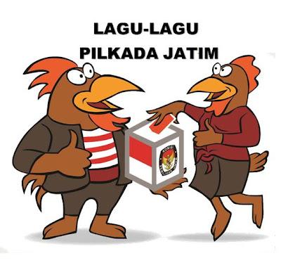 Lagu-lagu Pilkada Jatim