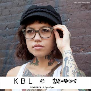 KBL at EOF