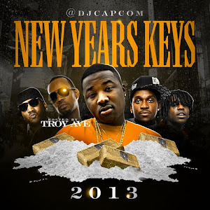 """NEW YEARS KEYS"" HOSTED BY TROY AVE x DJ CAPCOM"
