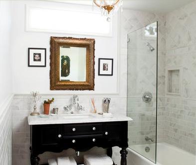 Baños Modernos: Revista decoración baños cocinas