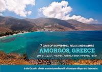 Vacaciones de Bowspring en Grecia Julio 2017