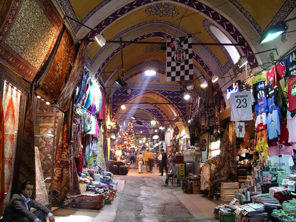 trip istabul; all about istanbul city !!!: The Grand Bazaar - Kapali Carsi