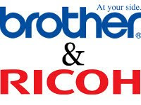 Brother vs Ricoh Logo