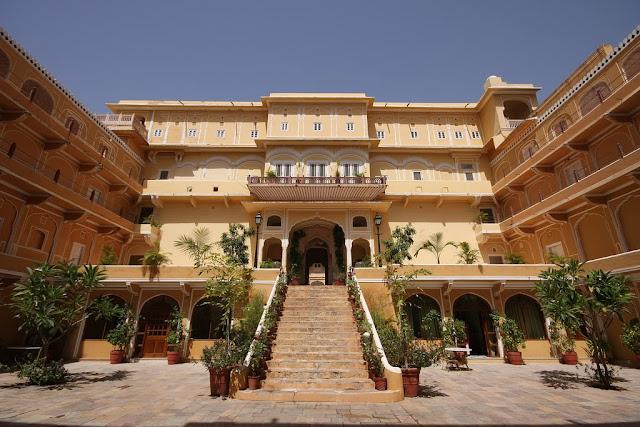 Samode Palace, Jaipur