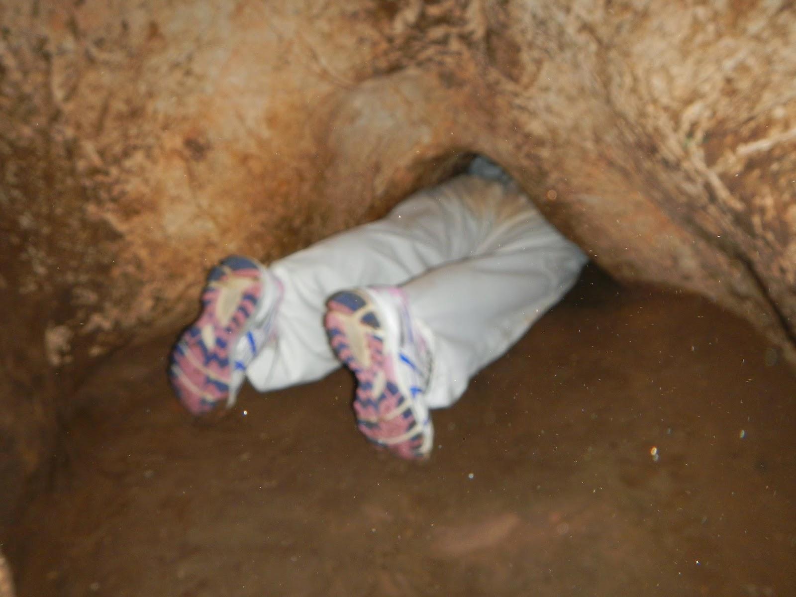 Cave ass hole