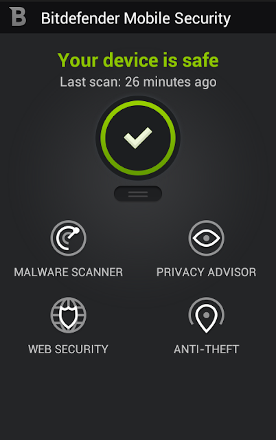 Bitdefender Mobile Security 2017 الموبايل s3.png