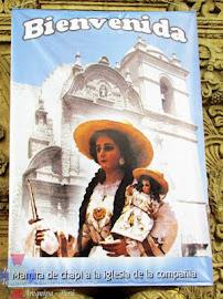 Visita de la Virgen de Chapi al Templo La Compañía - 20 de Abril de 2012