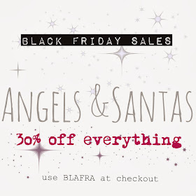 ANGELS AND SANTAS IS NOW OPEN!
