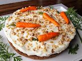 Helppo porkkanakakku