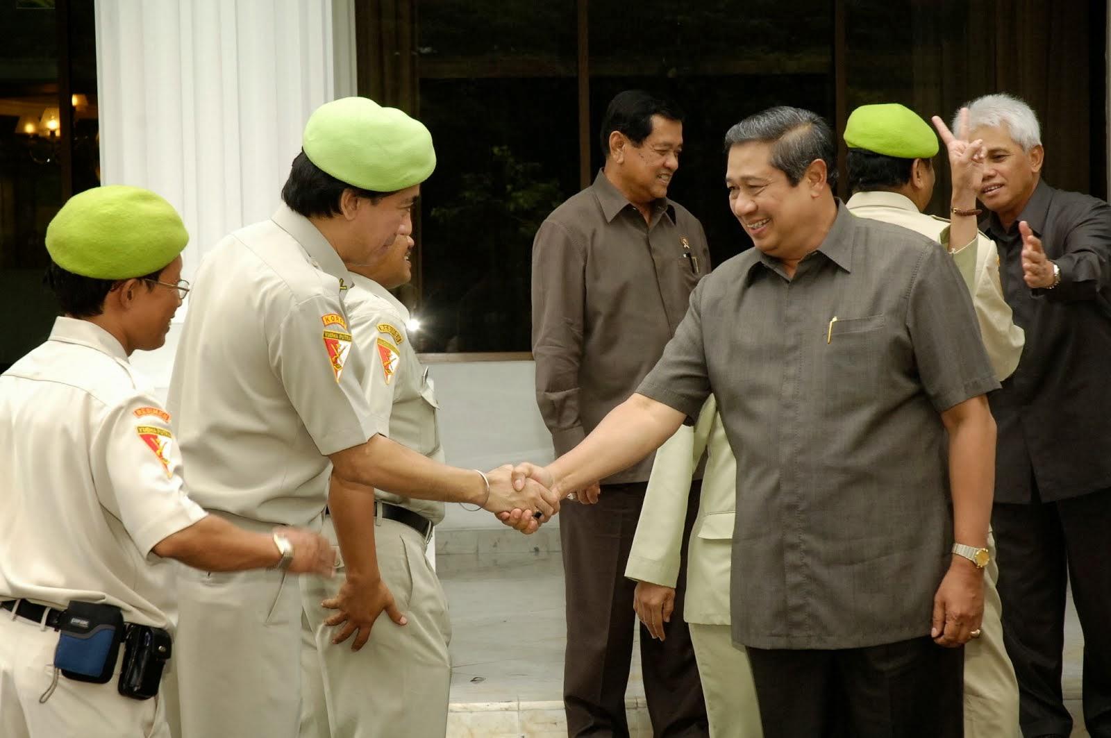 Pimpinan PP PPM Audensi dengan SBY