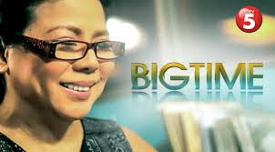 TV5's Bigtime showcases inspiring stories from ordinary people who reached their dreams through hard work and perseverance. Twink Macaraig finds out what is secret of each individuals to reach their […]