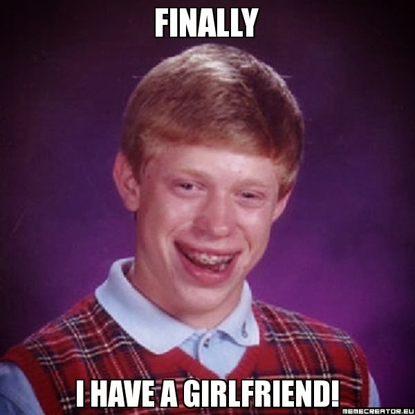 Bad Luck Brian finally has a soulmate