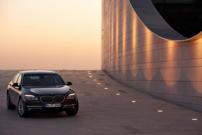 BMW 7 Series 2013MY