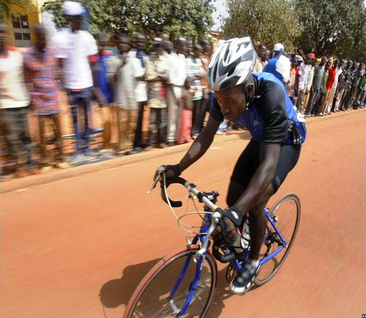 Moses Sesay the Missing Sierra Leonean Cyclist