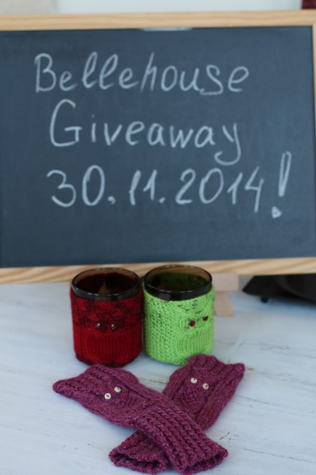 Bellehouse Giveaway