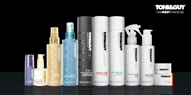 Toni & Guy HairMeetWardrobe India Launch