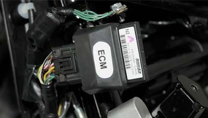 Tips dan Cara Mengatasi Suara Nembak Dari ECM Honda Spacy