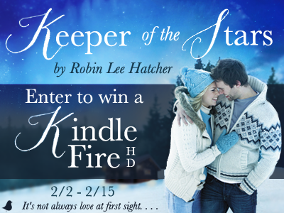 Keeper of the Stars Kindle Fire HD giveaway!
