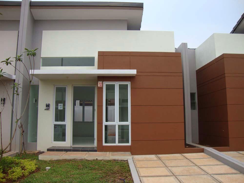 Rumah minimalis cantik 6